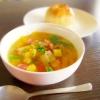 白菜のジンジャーコンソメスープ