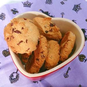 (正常人用)ザックザク系アーモンドクッキー