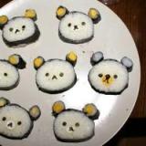 リラックマ寿司