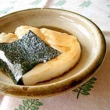 柚子こしょう❀醤油餅