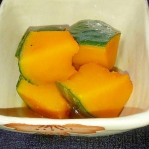 素材の甘味☆カボチャの煮物