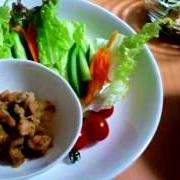 美味しい簡単☆味噌豚肉の野菜巻き