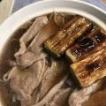 【鴨肉】合鴨肉の鴨南蛮そば【自家製麺】