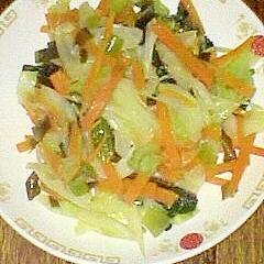 塩麹で 野菜炒め♪