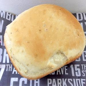 HBで!白ごま食パン☆