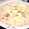 なんちゃって簡単アサリの白菜クリーム煮