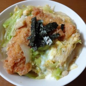 簡単リメイク!白身魚フライ丼