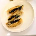 ヘルシー☆鶏ささみの梅肉と大葉のはさみ焼き