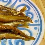小鮎の甘露煮