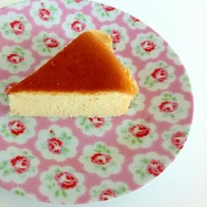 おうちで簡単☆チーズケーキ
