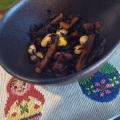 黒目豆のひじき煮