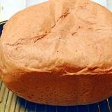 冷凍保存の苺ジャム食パン(全粒粉入り)
