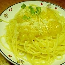 ゆずソーススパゲティ