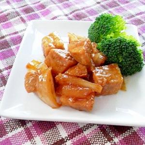 豚肉の甘辛スタミナ焼き