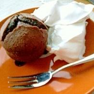 フォンダンショコラが作りたかったガトーショコラ