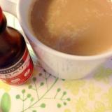 ストロベリー&ココナッツ*カフェオレ
