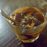 クラッシュキャラメルコーヒーゼリー