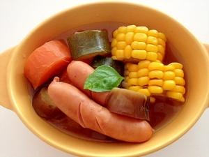 お手軽♪夏野菜のポトフ