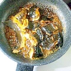 料理下手が作る 簡単ナマズの煮物