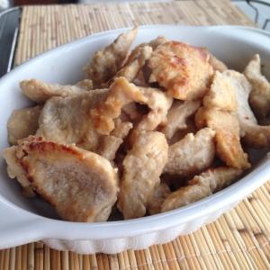 鶏むね肉のマヨヨーグルト焼き♪