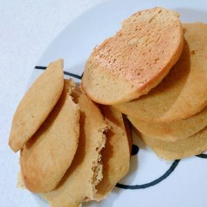 パンケーキ風 おからパウダーいり 丸パン HB