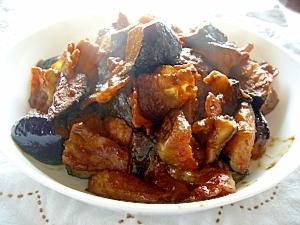 ご飯が進む☆ナスと豚バラ肉のピリ辛味噌炒め