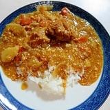 簡単で美味しい!豆腐カレー