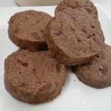 フープロで簡単チョコクッキー☆