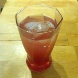 夏に爽やか!赤紫蘇ジュース