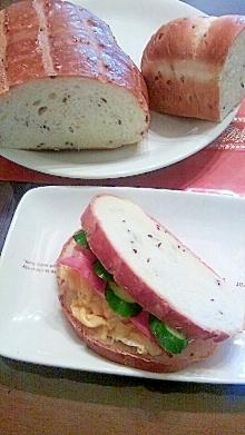 挟んで美味しい☆サンドイッチ