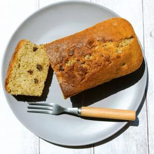 100均の材料で☆簡単紅茶のパウンドケーキ