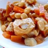 水煮大豆で簡単♪大豆の煮物