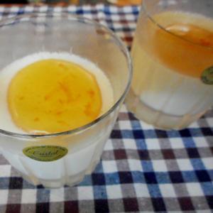 レモンハニーミルクプリン