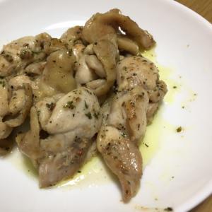 作り置きおかず「鶏肉のバジル香草焼き」