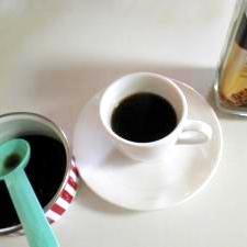 ほんのり香ばしい♪ お正月にピッタリ黒豆コーヒー☆