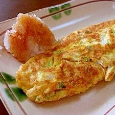 豆腐の卵焼き