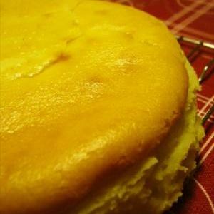 ホットケーキミックスを使った◇ベイクドチーズケーキ
