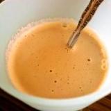 優しいカフェオレ(*⌒―⌒*)))黒糖ラテ