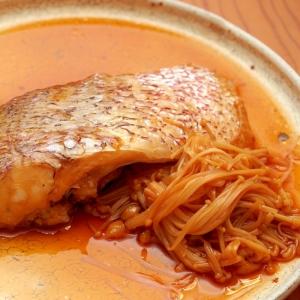 簡単!鯛のサッとあっさり煮