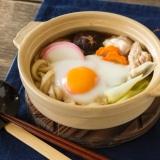 鍋焼きうどん Udon Hot Pot