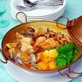 締めご飯が絶品「トマト鍋」