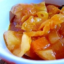 トマトジュースでトマト鍋☆