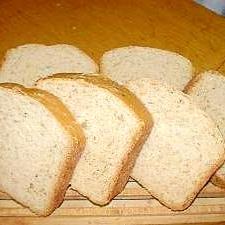 カボチャの種入り くるみアーモンドパン(HB用)