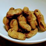 絶品塩茹でピーナッツ