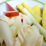 さつま芋とリンゴのマヨサラダ