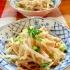 さっと炒めて♪「小松菜」が主役の献立
