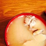 シンプルなあさりの味噌汁