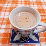 ヌテラでヘーゼルナッツチョコカフェオレ