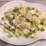 生白菜のチョップドサラダ