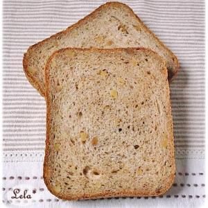 胚芽クルミ食パン@ホームベーカリー